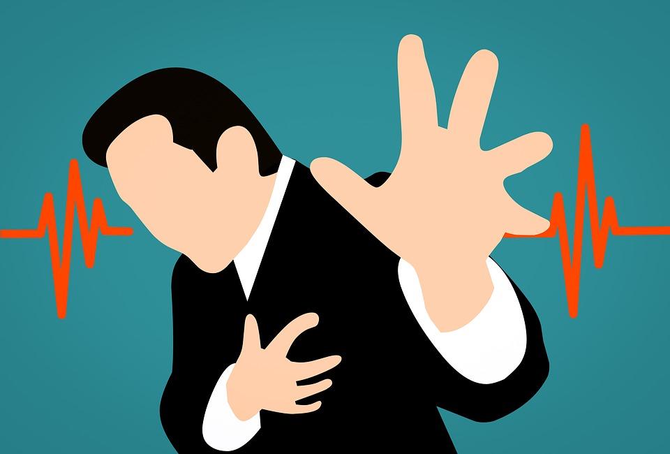 Heart Attack Symptoms in Hindi