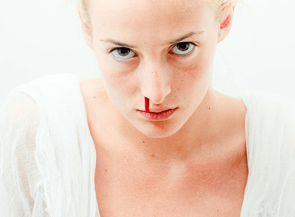 Home Remedies for Nose Bleeding in Hindi
